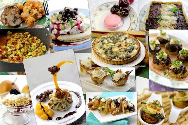 12 best recipes from