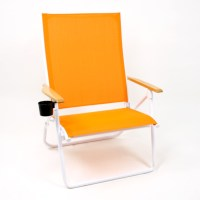 Telescope 1585 First Class Beach Chair with Cup Holder
