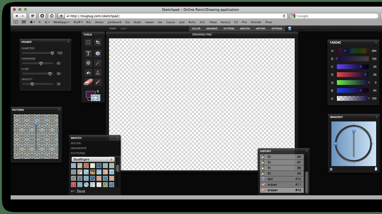 sketch diagram online radio wiring for 2004 ford explorer sketchpad beautiful pixelmator like html5 based