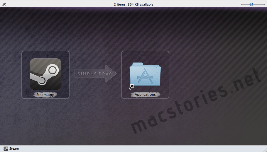 steam mac