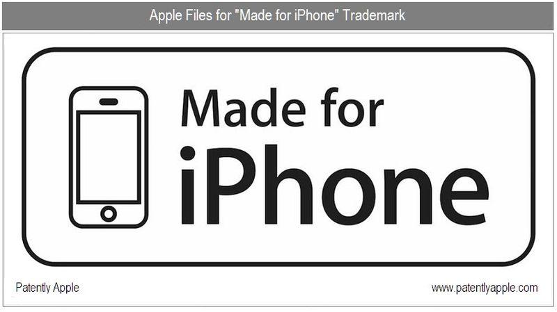 Apple's Latest Trademarks: