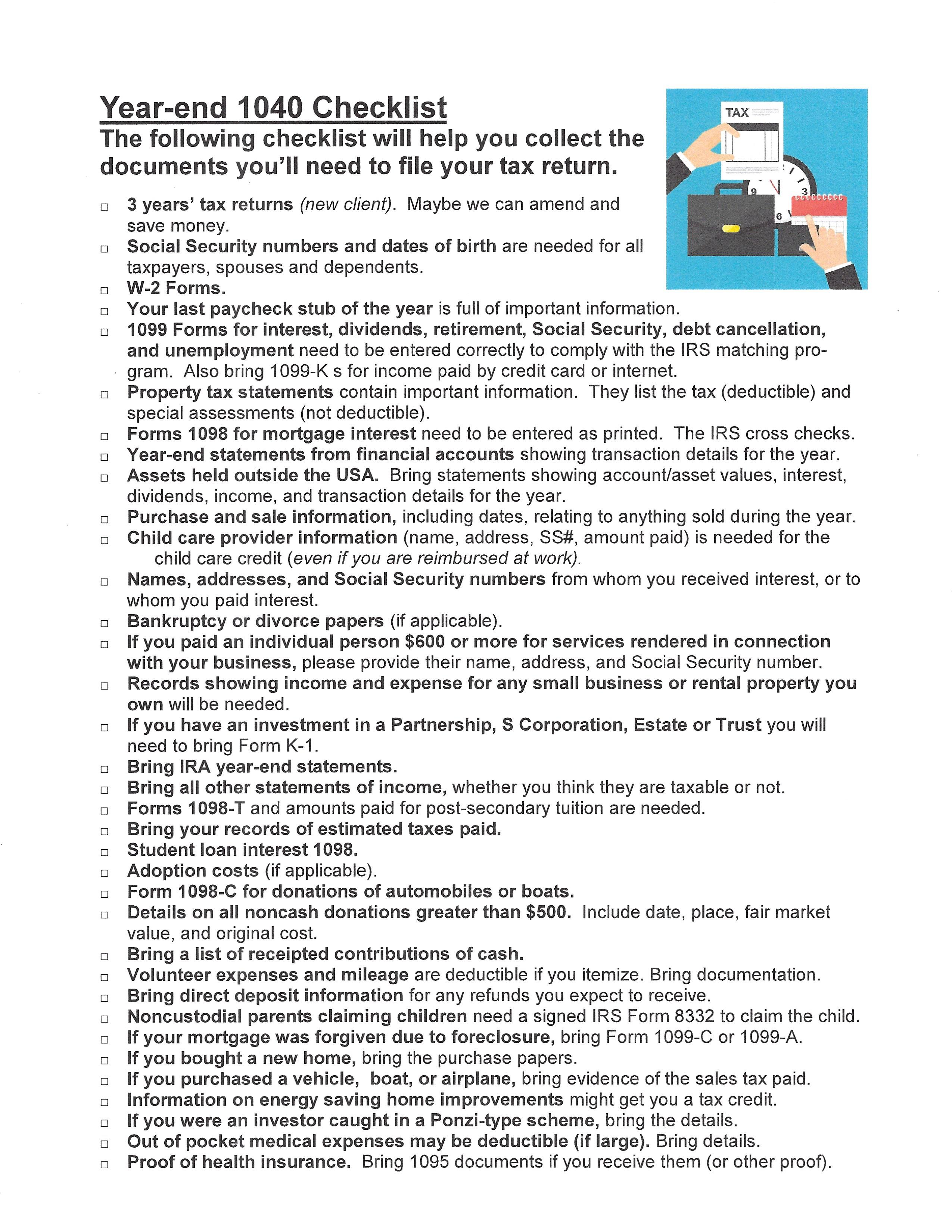 Home Office Tax Deductions Worksheet