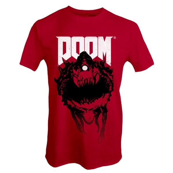 doom cacodemon t shirt