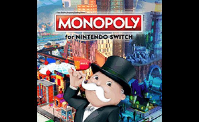 Monopoly For Nintendo Switch Eb Games Australia