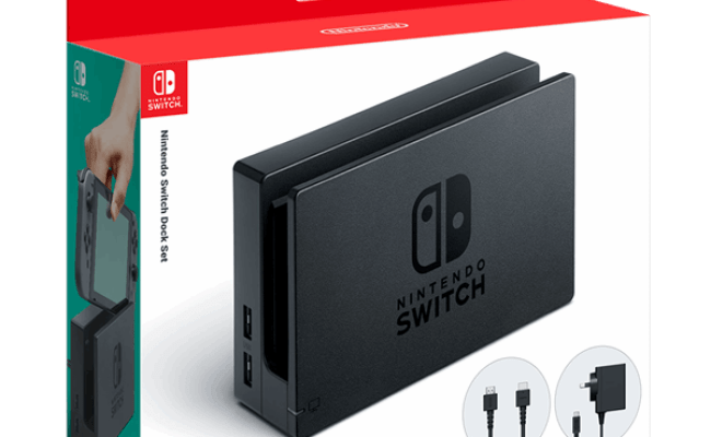 Nintendo Switch Dock Set Eb Games Australia