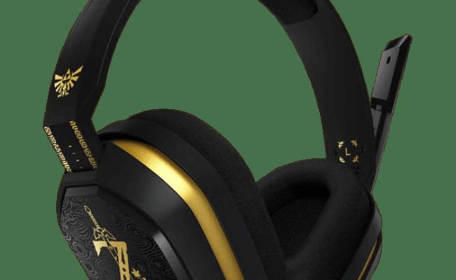 Astro A10 Zelda Headset Eb Games Australia
