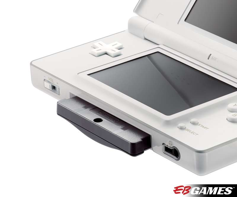 Nintendo DS Lite Handheld Console Refurbished By EB Games Preowned EB Games New Zealand