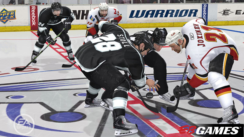 NHL 11 Preowned EB Games New Zealand