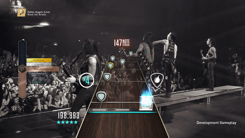 Guitar Hero Live EB Games New Zealand
