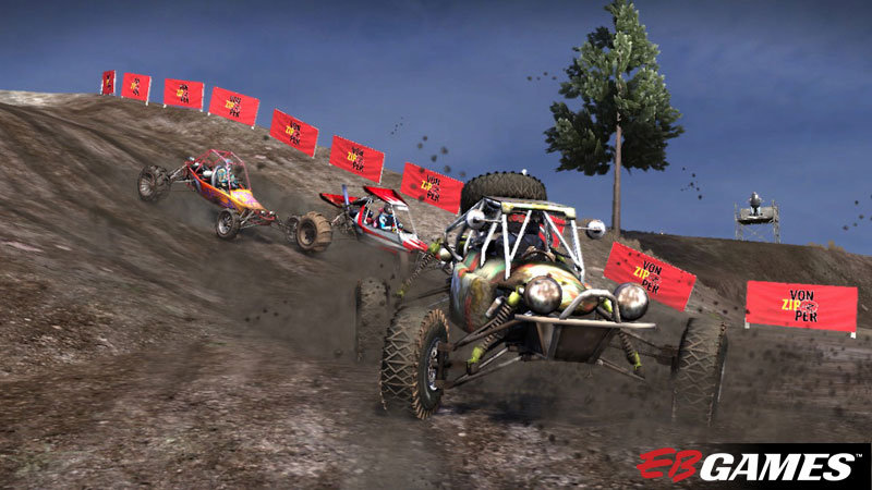 MX Vs ATV Untamed Preowned EB Games Australia