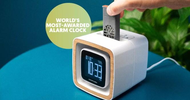 Scent Based Alarm Clock