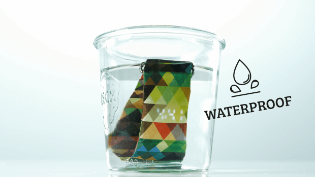 Waterproof Papr Watch