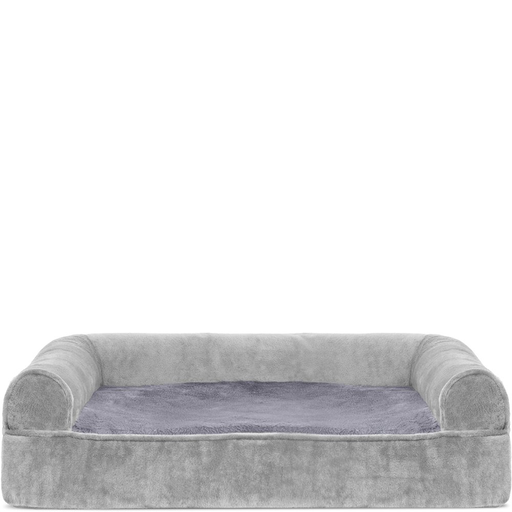 orthopedic sofa bed uk havertys reclining sofas www mysale co furhaven faux fur velvet pet preview with zoom