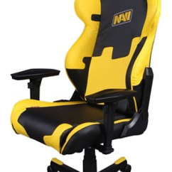 Yellow Office Chair Porch Chairs And Table Dx Racer Oh Re21 Ny Navi Black Gaming Dxracer