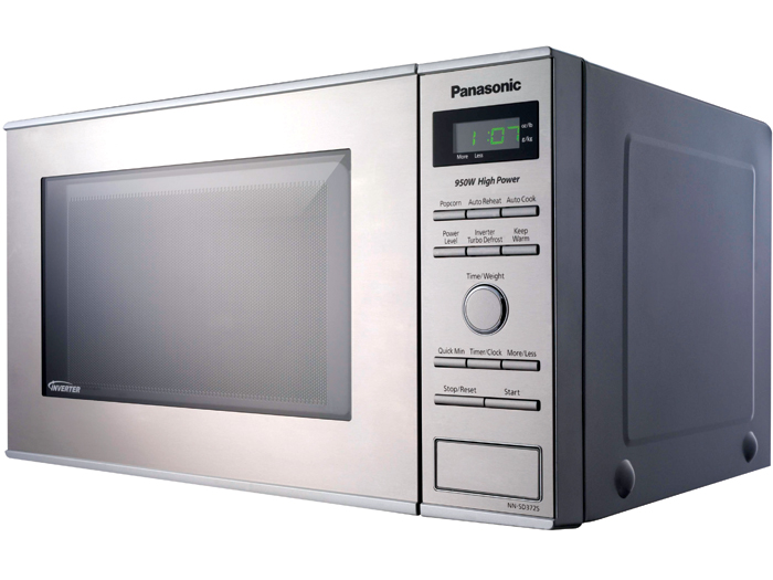 Panasonic Stainless Steel Countertop Microwave Oven Rob F. 10/15/2013 2:15:47 Pm Ownership: 4/5