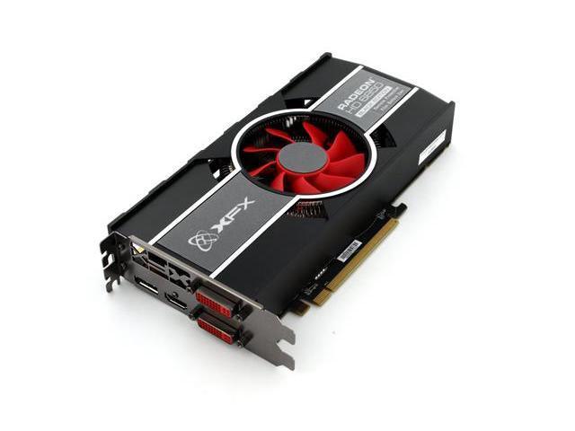 XFX HD-685X-ZNBC Radeon HD 6850 Black Edition 1GB 256-bit DDR5 PCI Express 2.1 x16 HDCP Ready CrossFireX Support Video Card - Newegg.com