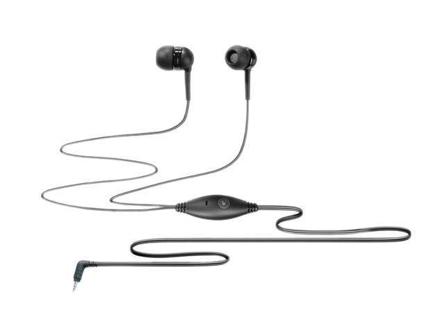 SENNHEISER MM 50-IP Black Stereo Headset for iPhone