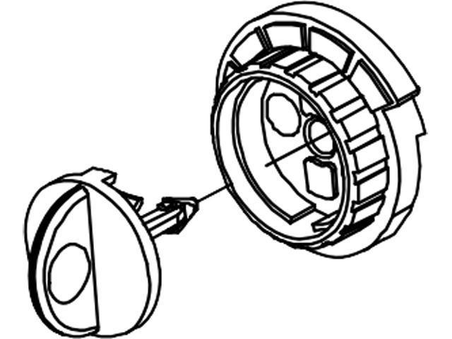 Honeywell DPO78-2762-01 Kit, Knob, Head Lift Cam for H