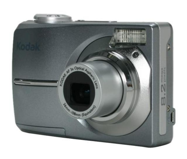 Kodak Easyshare C X Optical Zoom Digital Camera