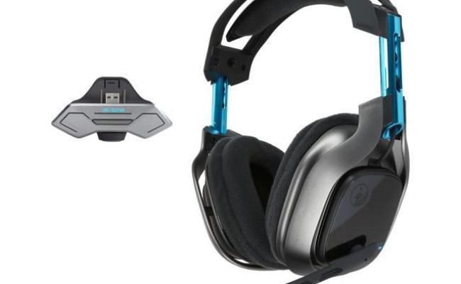 Open Box Astro Gaming A40 Headset Mixamp M80 Halo 5