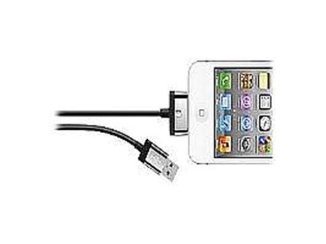 Belkin F8J041TT04-BLK Mixit Chargesync Cable Ipad, Iphone