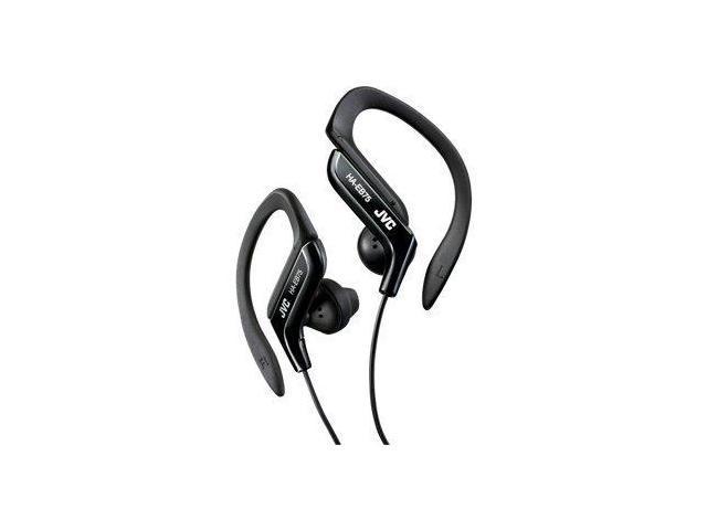 JVC CL5178b JVC HAEB75B Sports Clip Headphone (Black