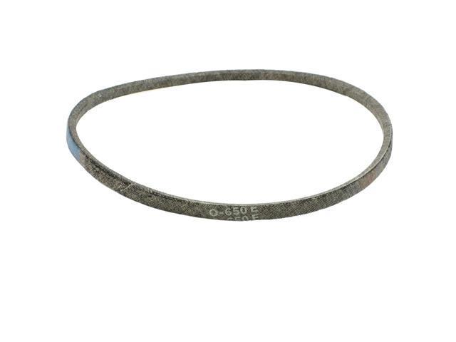 6mm Thick 65cm Inner Girth V Type Rubber Transmission Belt