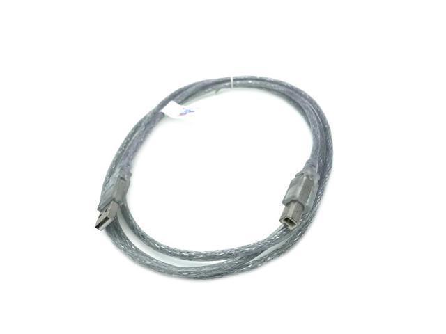 Kentek 6 Feet FT USB Cable Cord For HP PHOTOSMART C4210