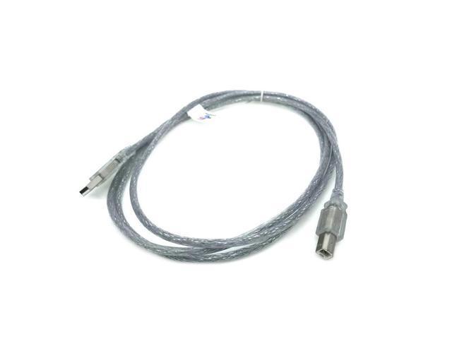 Kentek 6 Feet FT USB Cable Cord For HP OFFICEJET 5740 5742