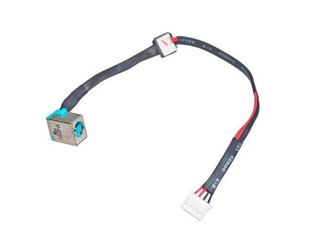 New AC DC Power Jack Plug Socket Cable Harness for Acer