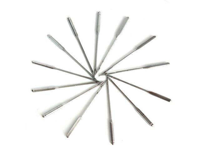 50Pcs Sewing Machine Thread Needle Kit 11/12/14/16/18 For