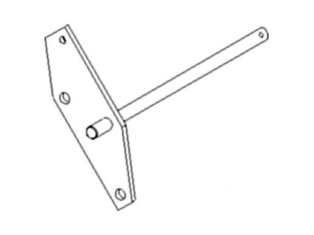 1345065C1 Support Assm Made to fit Case-IH Combine Models