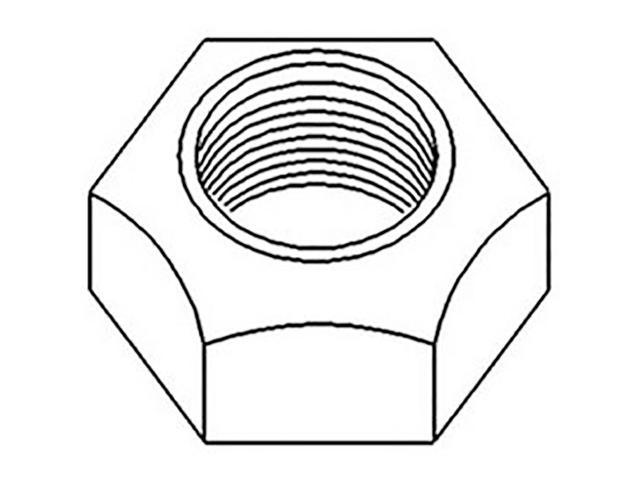 273924 New Toplock Nut Made to fit Case-IH Combine Models