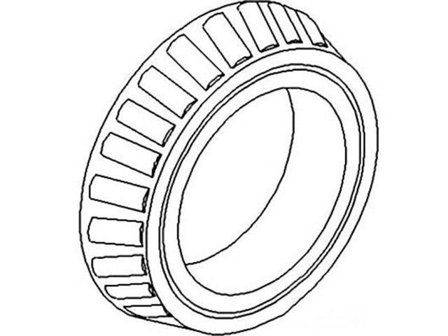 9N7120 New Transmission Bearing For Ford New Holland