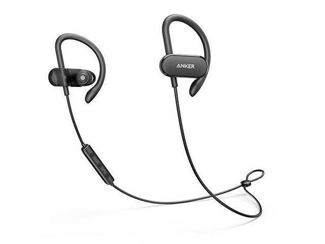 Anker SoundBuds Curve Bluetooth Headphones In Ear Sports