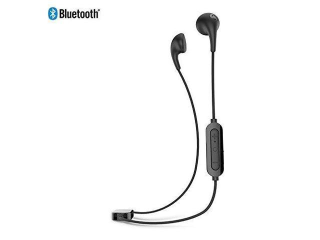 iLuv Wireless Bluetooth Stereo Earphones with Enhanced