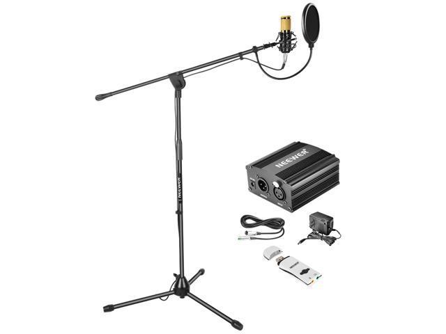 48v phantom microphone power supply