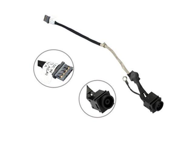 AC DC POWER JACK PORT HARNESS CABLE SOCKET FOR SONY VAIO