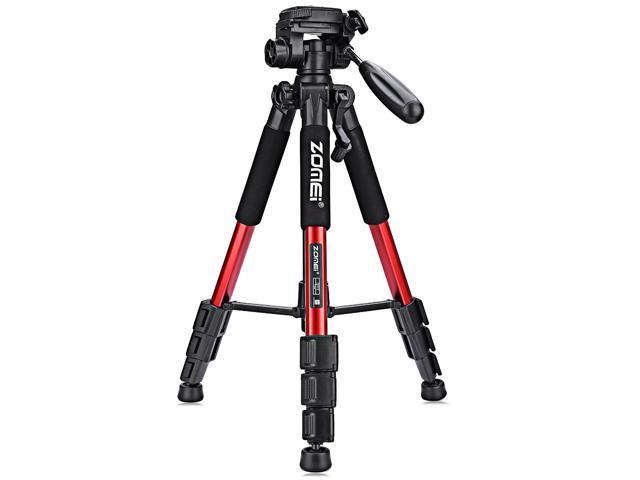 Camera Video Aluminum Tripod Zomei Q111 56 inch