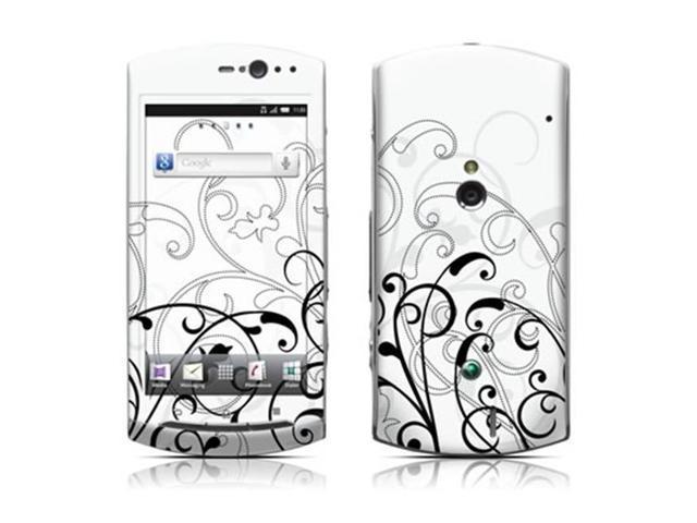 DecalGirl SXNO-WB-FLEUR DecalGirl Sony Ericsson Xperia Neo