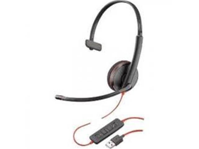 Plantronics 209744-22 Blackwire C3210 USB-A Single Unit