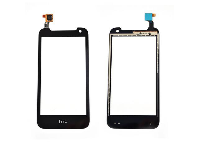 New Black Touch Screen Digitizer Glass Lens Replacement