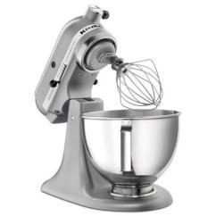 Kitchen Aid Silver Lanterns Ultra Power Plus Series 4 5 Quart Tilt Head Stand Mixer Ksm96cu Newegg Ca