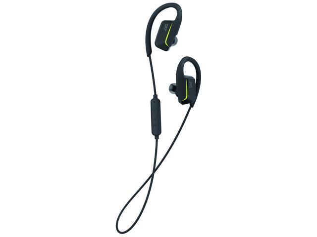 JVC HA-EC30BT Bluetooth Wireless Sport Headphones (Black