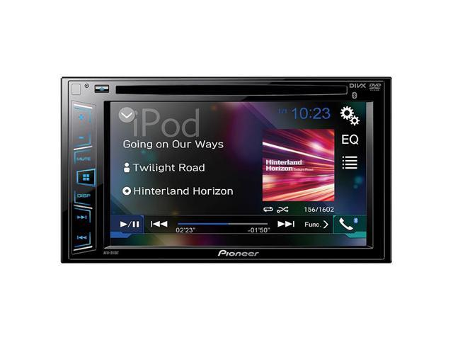 Pioneer Avh 291bt Bluetooth Dvd Receiver With 6 2 Display