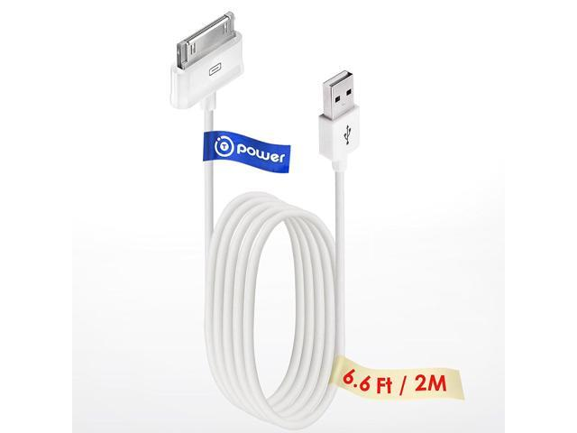 T-Power 30-pin ( 6.6 ft Long Cable ) for Samsung Galaxy
