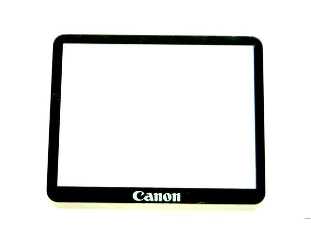 Canon EOS 40D 50D Outer TFT LCD Screen Display Window