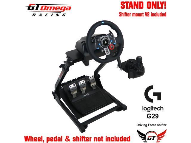 steering wheel pc 2003 dodge caravan electrical wiring diagram gt omega stand for logitech g29 racing ps4 and pro v2