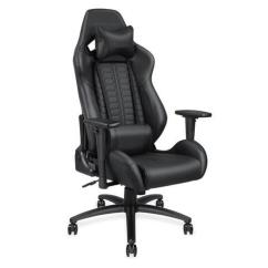 Recliner Gaming Chair Single Weather Twitter Anda Seat Dark Series High Back Desk And Office E