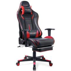 Heavy Duty Gaming Chair Swivel Bearing Gtracing Ergonomic Office With Footrest E Sports For Pro Gamer Seat Height Adjustable Multifunction Recliner